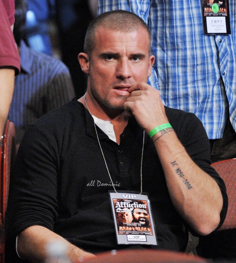 Top Dominic Purcell As Tattoo Tattoos In Lists For Pinterest