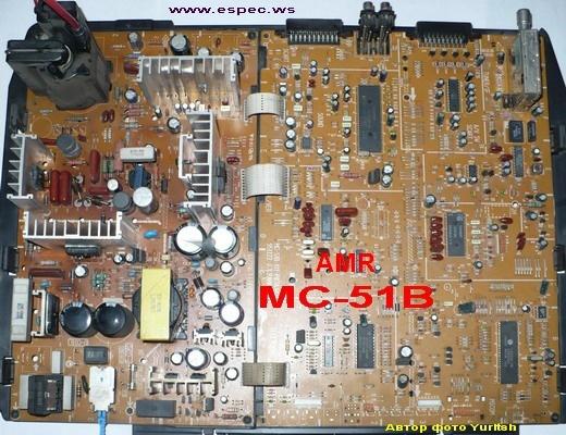GoldStar CF-29C36X u0448u0430u0441u0441u0438 MC-51B u0420u0435u043cu043eu043du0442 u0442u0435u043bu0435u0432u0438u0437u043eu0440u043eu0432.