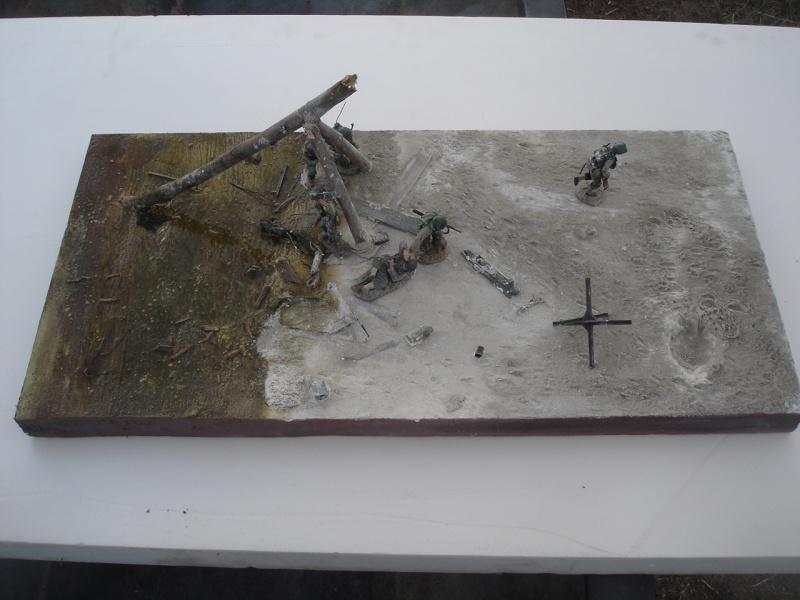 Forum communaut figurines historiques soldats de plomb toysoldiers - Decor plage ...