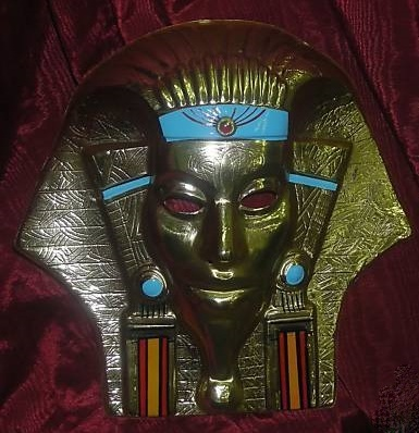 PRETTY IN REPLICA OF ATLANTIS  Ra Mask