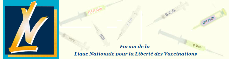 LNPLV - Forum des adh�rents