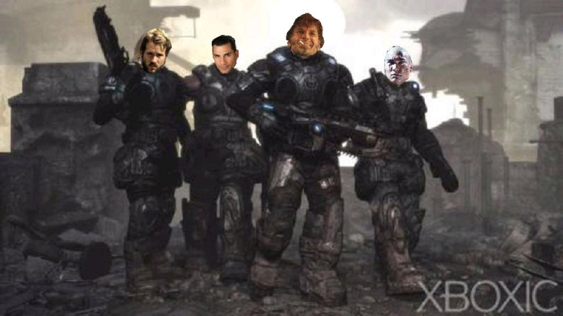 re cast for gears of war movie page 8 gears of war