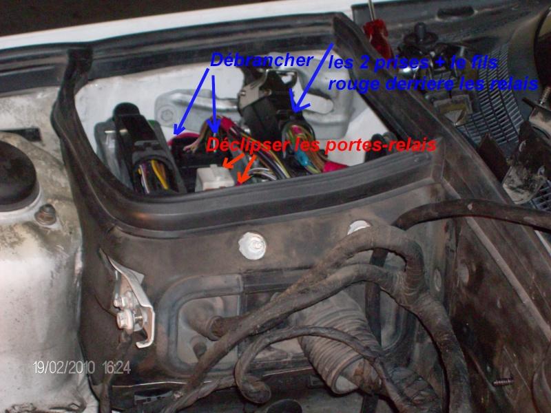 E34 m51 an92 d monter un faisceau lectrique moteur scud - Demonter un radiateur electrique ...