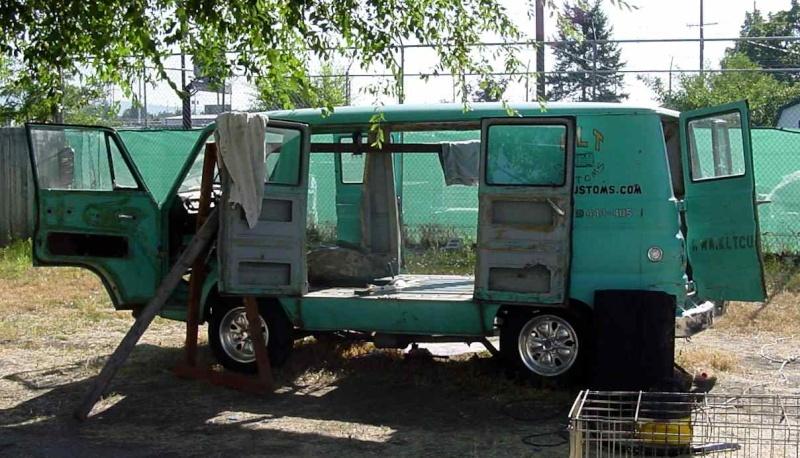 Dodge A100 Van Craigslist   Autos Post