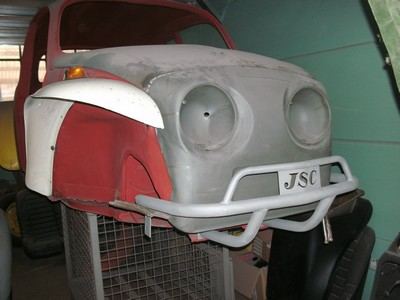 VW Beetle Baja Bug 1967 full