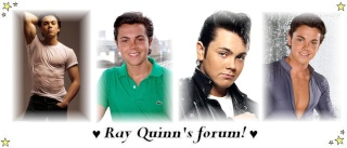Ray Quinn Fansite