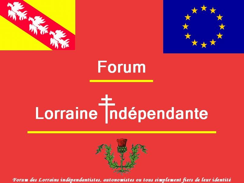 Lorraine indépendante