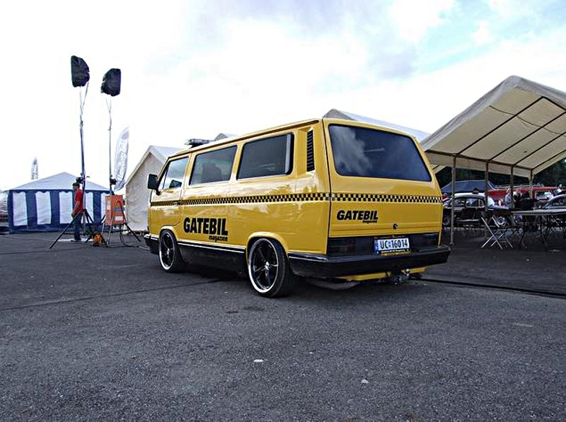 vw transporter tuning page