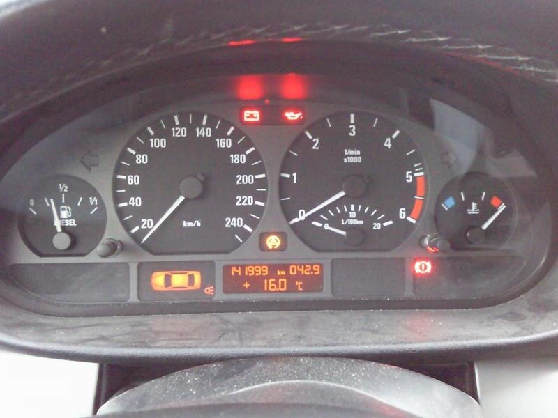 Bmw E46 330d M57 An 2003 D 233 Marre Difficilement A Froid
