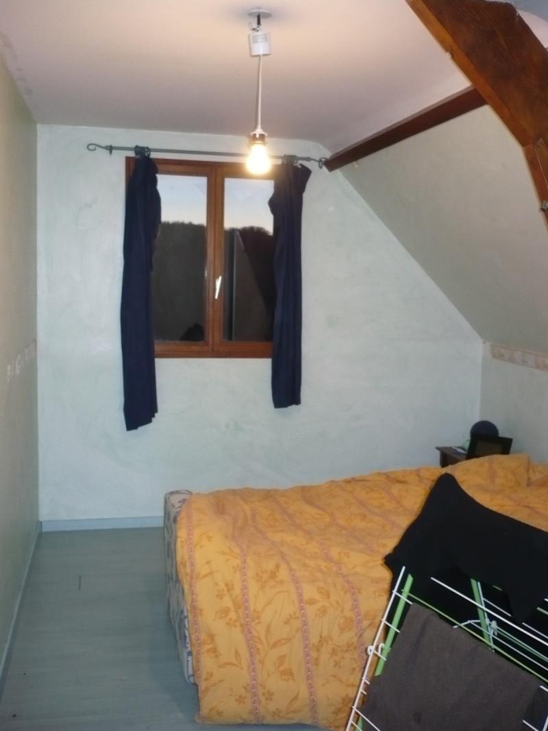 Quels couleurs des murs d'une chambre avec un perquet vert amande???
