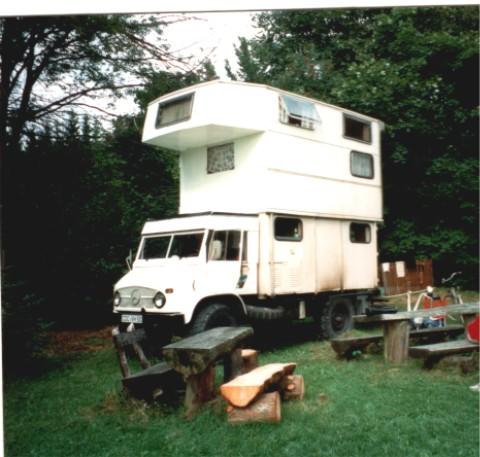 mercedes unimog camping car occasion. Black Bedroom Furniture Sets. Home Design Ideas