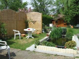 Mon bassin for Jardin ouvrier 78