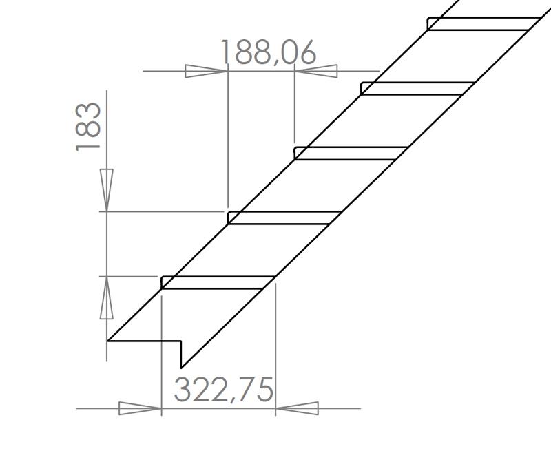 Echelle de bateau page 1 for Dimension escalier bois