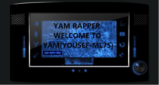 Y-A-M RAPPER