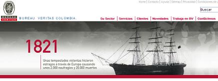 Bureau veritas colombia for Bureau veritas 13