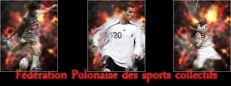 fédération polonaise des sports collectifs