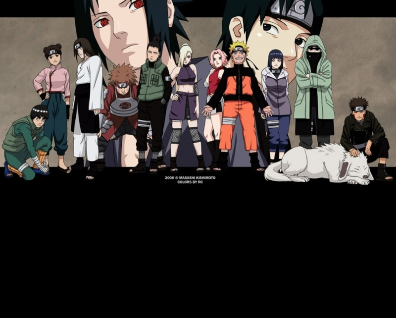Naruto-world