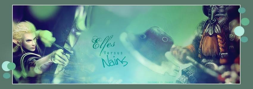 Elfes - Nains