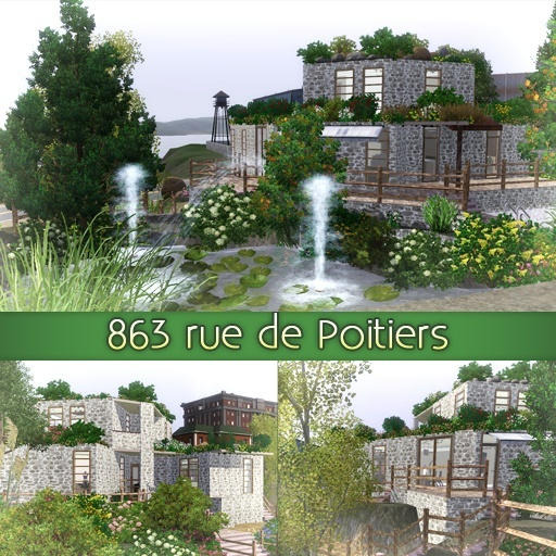Sims 2 3 simcasa maisons commerces page 3 les sims - Chambre de commerce de poitiers ...