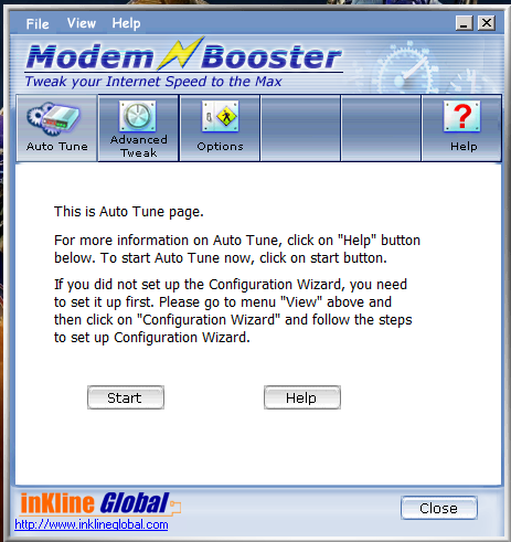 Modem Booster 5.0   Full Version   2.96MB