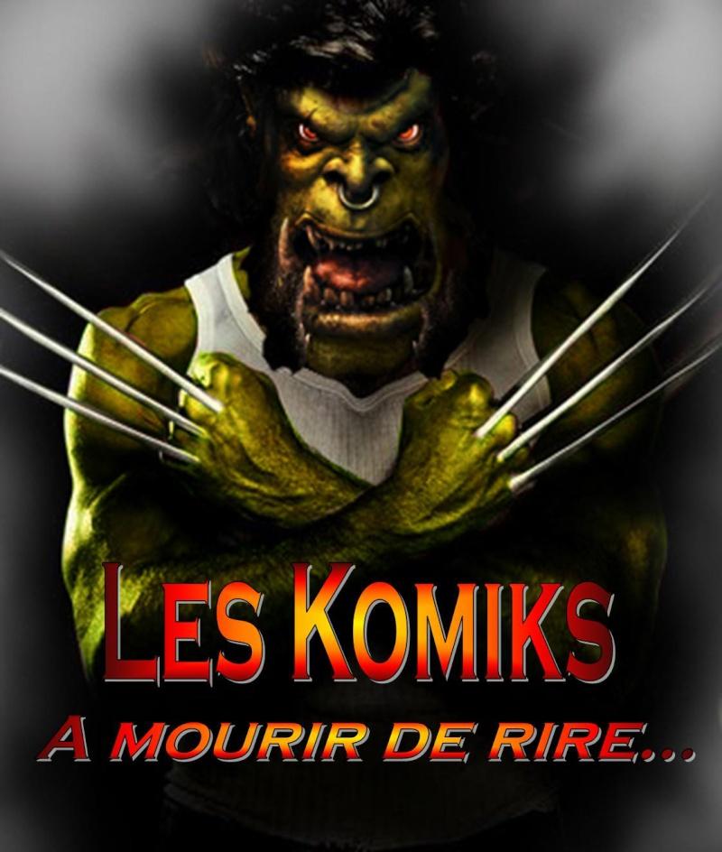 Les Komiks, affiche ! dans Les Komiks komiks10