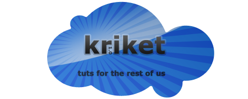 kriket || Programming and Web Design Community