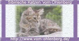 Bannière de la chatterie Von Ohlenberg