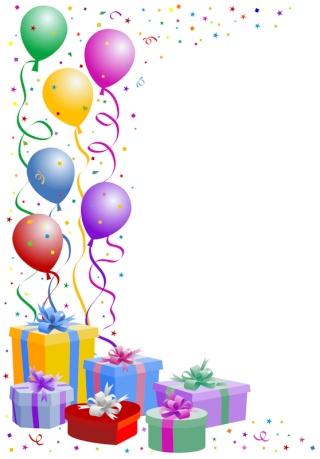 Balloon Birthday Invitation is perfect invitations layout