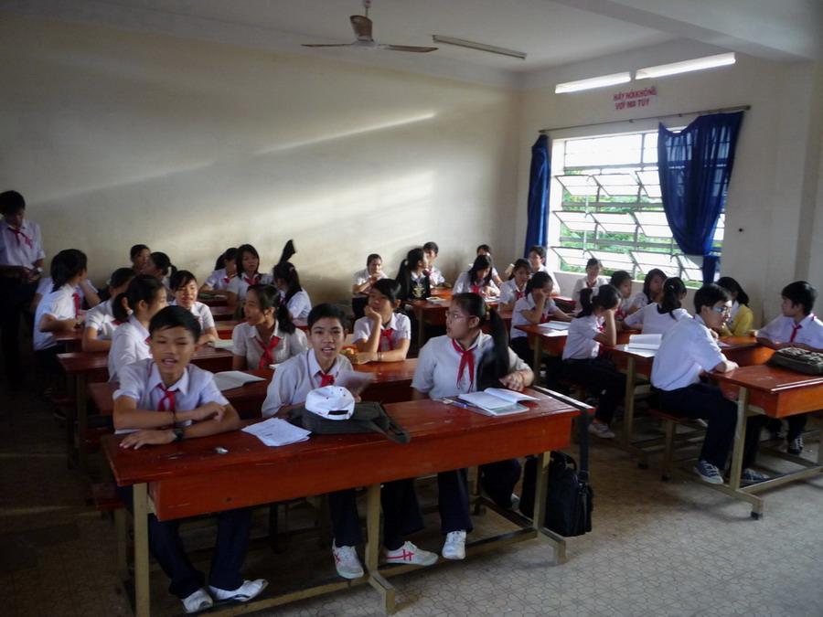 Trang Web lớp 9A1
