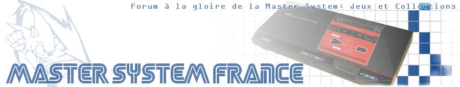 Master System France