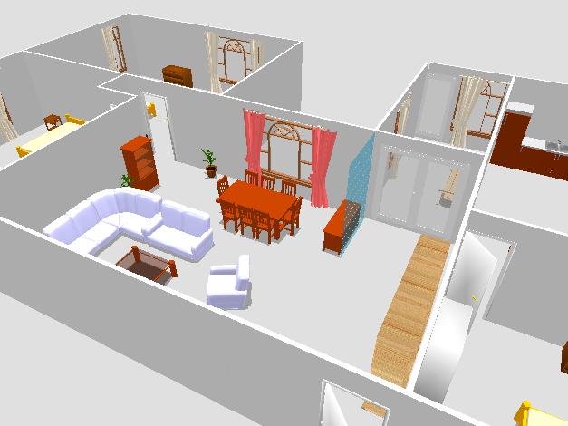 logiciel de d co page 2. Black Bedroom Furniture Sets. Home Design Ideas