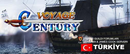 Voyage Century Online Türkiye