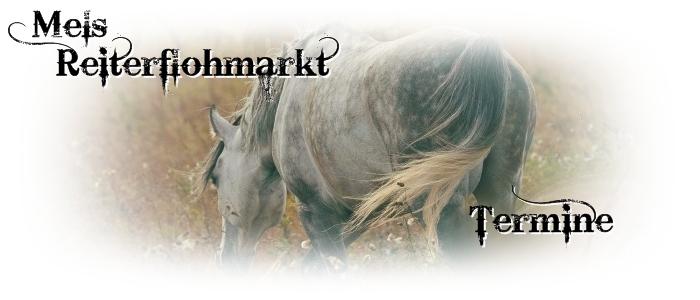 Reiterflohmarkt
