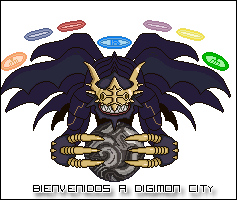 Digimon City