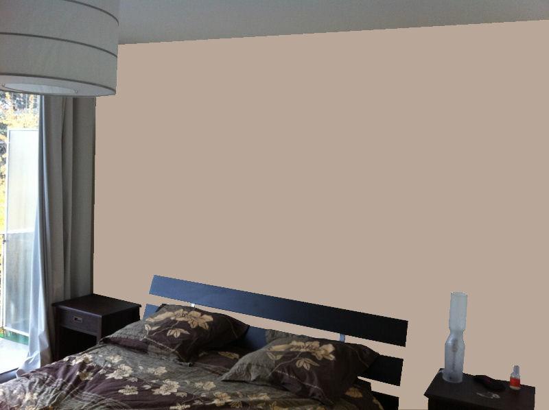 besoin de conseils peinture pour une chambre oops. Black Bedroom Furniture Sets. Home Design Ideas