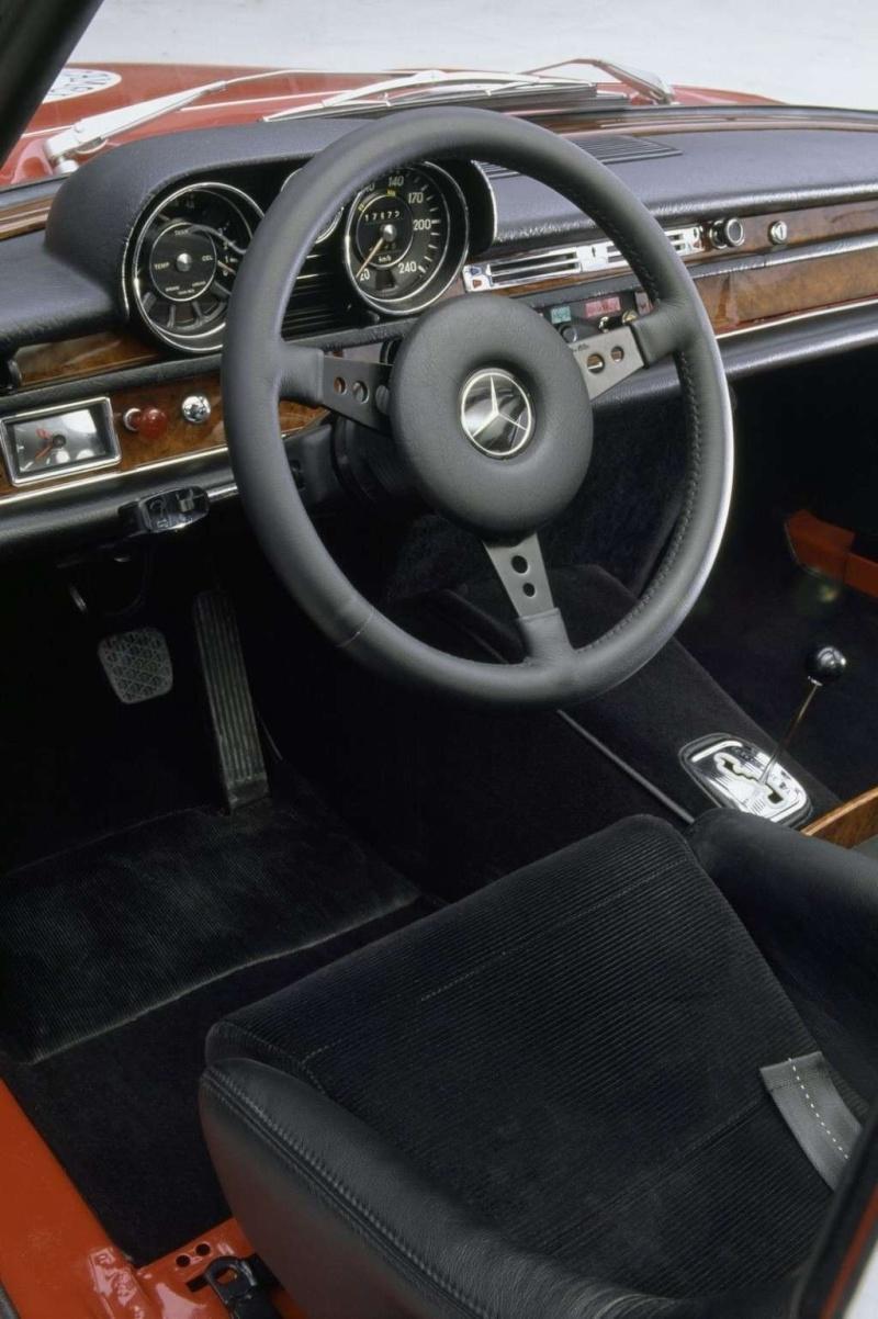 La Mercedes 450 SLC 1978 Voir