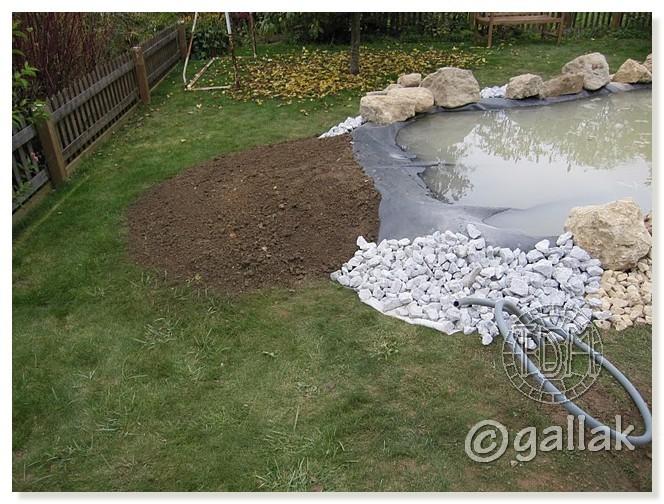 Exemples de bassins ext rieurs pour aquatiques - Bac pour poisson exterieur ...