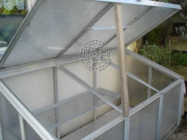 Enclos ext rieur pour exotiques for Plexiglas exterieur