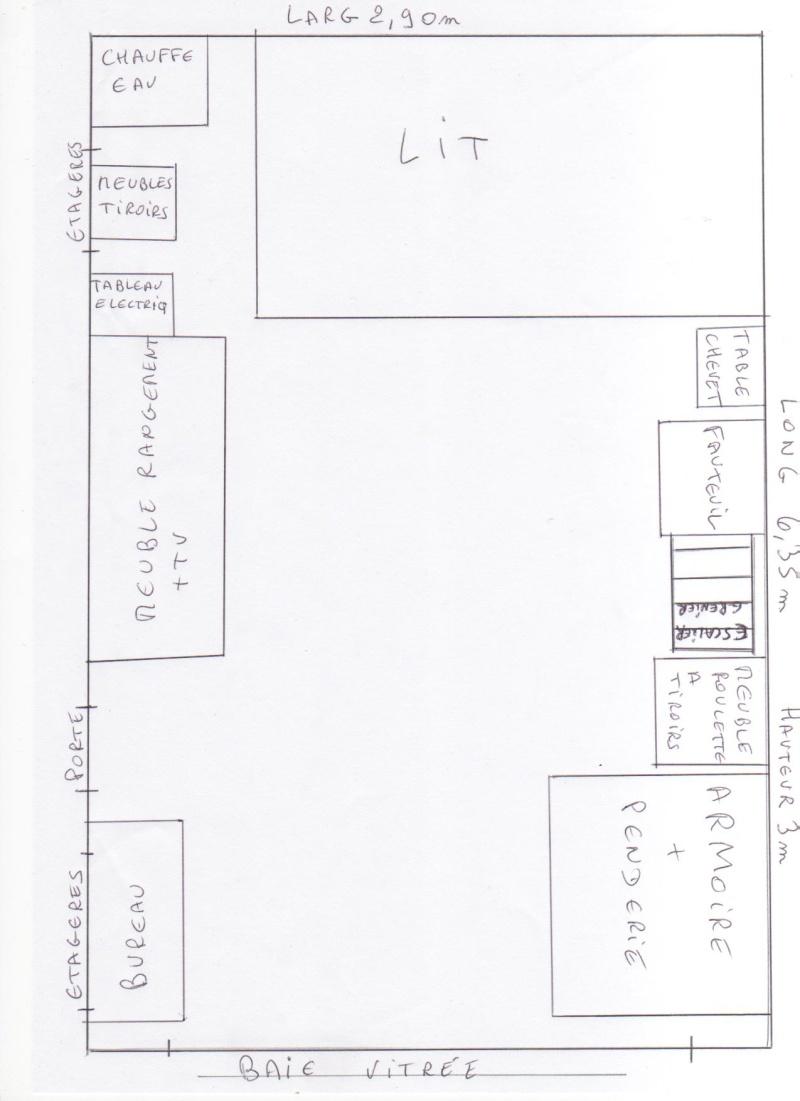 demande de conseil pour d corer une chambre rouge et noire a. Black Bedroom Furniture Sets. Home Design Ideas