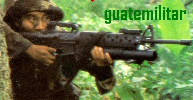 Historia Militar de Guatemala