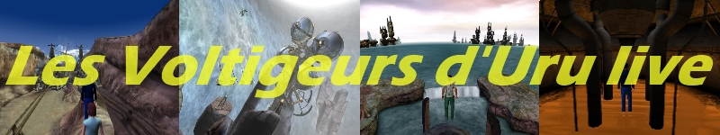Les Voltigeurs d'URU LIVE