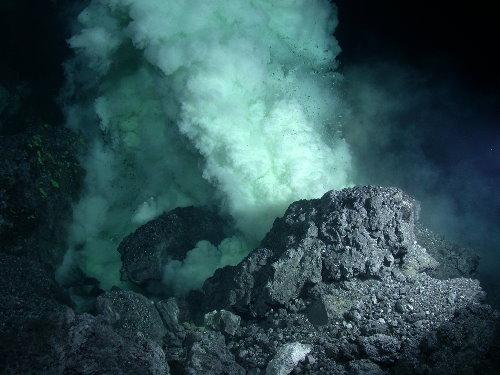 Resultado de imagen de Chimeneas volcánicas en la Galapagos