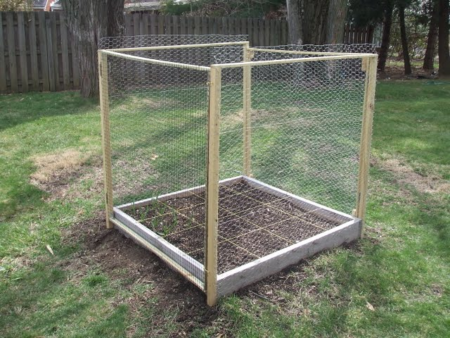vegetable garden help gbcn - Deer Proof Vegetable Garden Ideas