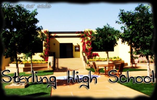 · Sterling High School ·