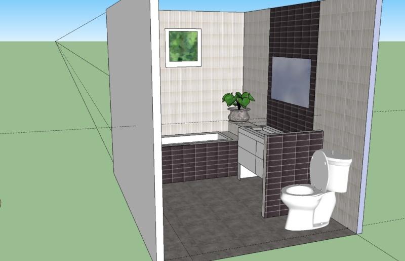Conseils salle de bain page 2 for Conseil salle de bain