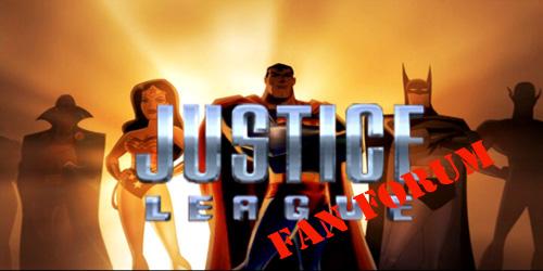 Justice League Fan Forum