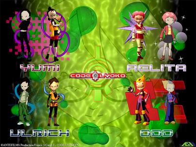 Juegos de Code Lyoko