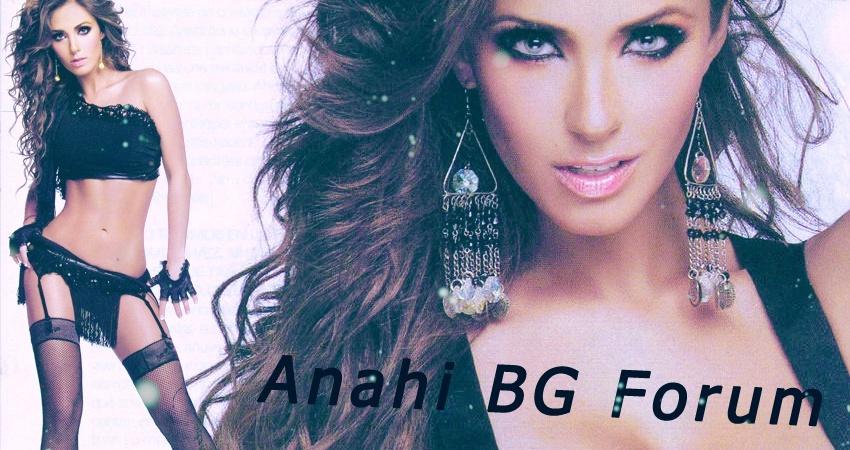 Anahi Giovanna BG Forum