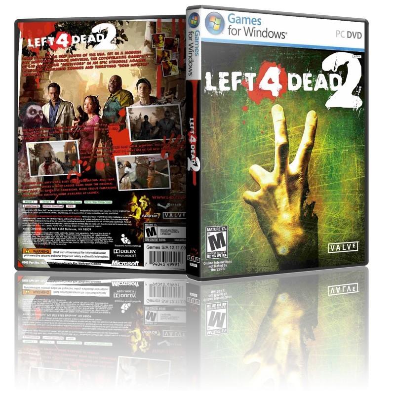 Left 4 dead 2 patch download non steam