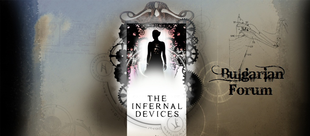 The Infernal Devices BG Forum Baner